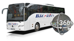 Mercedes Benz Tourismo - Coach Charter - Bus Rental Germany and Europe!