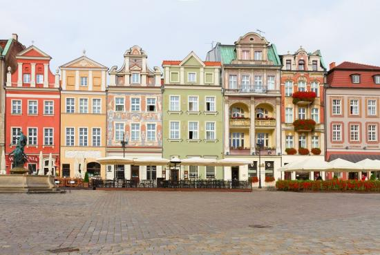 Top 10 places in Poznan | Coach Charter | Bus rental